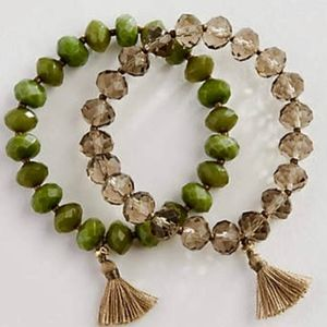 J. Jill Great Tropical Dreams Beaded Bracelets